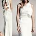 A francia tervező csipkerózsákkal díszített hercegnős esküvői ruhája