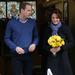 Katalin hercegnét és Vilmos herceget szolidan összeöltöztették az udvari stíluszakemberek