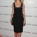 Natalia Vodianova Versace-ruhában