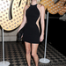 Kate Moss Stella McCartney ruhájában
