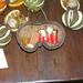 Karácsonyfadísz szárított gyümölcsökből 1000 forintért a Holló Műhelyből.