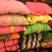 15000 forintos színes párnák az Eventuell Galériában