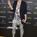 Egy csinos úr a végére: Marcel Ostertag divattervező ebben a szettben jelent meg a berlini Mercedes-Benz Fashion Week-en 2012 júliusában