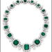 Liz Taylor híres smaragdékszereit nemrég árverezték el