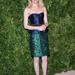 Emma Stone a CFDA Vogue Fashion Fund Awards vacsorájára vett smaragd szoknyát novemberben