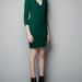 A fast fashion divatházak még nem mentek rá a smaragdzöldre. Zara 9995 forint