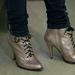 Arany Mango cipő, hogy meglegyen a totális 80-as évek érzés