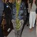 Stella McCartney divatbemutatóját tisztelte meg ebben a szettben.