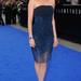 Charlize Theron a Prometheus londoni világpremierjén mindenkit elkápráztatott a kék, gyöngyös miniruhával 2012 májusában. Ez a ruha is Dior Couture.