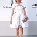 Diane Kruger a Cannes-i Filmfesztiválon térdig érő Chanel ruhában vett részt: a Huffington Post szerzői szerint ez az év egyik legjobb ruhája.