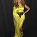 Beyoncé Stéphane Rolland ruhában ment a BET Awards-ra 2012 júliusában.