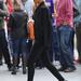 December 25-én Rihanna így sétálgatott Los Angelesben: ezzel a szettel sincs semmi baj.