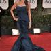 Sofia Vergara 2012-ben a Golden Globe-on volt a legcsinosabb navy blue Vera Wang estélyijében.