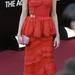 Williams az Oscar gálára Louis Vuitton ruhában ment, melyhez 1 millió dollárnyi ékszert vett kiegészítésül.