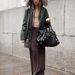 Az utcai divat egy kicsit más, és itt a sima téli kabát sem ciki.