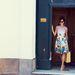 A virágos ruha ára 8900 forint.