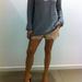 H&M: egy pulcsival máris sokkal lazább. Blúz: 6990 Ft, short: 6990 Ft, pulóver: 6990 Ft