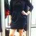 Stradivarius: Egyszerű fekete ruha, csak a mellrésze furcsa kicsit. Nekünk amúgy élőben nagyon tetszett. Ár: 9995 Ft