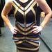 Bershka: art deco ruha, ami Csobot Adélt idézi. Jó lenne, ha nem potyognának róla a gyöngyök. Ár: 13995 Ft
