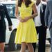 Szeptember 17: Katalin a Salamon szigeteken szép sárga ruhában reprezentál.