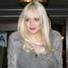 Lindsay Lohan rengetegszer jelent meg 2012-ben borzalmas állapotban. Itt épp a Saturday Night Live felvételére igyekszik