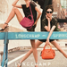 Lisa Winkler és Coco Rocha megnyúlt lábakkal pózol a Longchampnak
