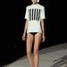 Egyszerű csíkos póló volt idén a New York- i Divathét slágere, Marc Jacobstól.