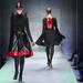 Mojzes Dóra bemutató a Marie Claire Fashion Days-en