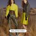 Mustár és khaki színek a Balenciaga őszi-téli kampányképein.