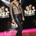 Bőrnadrág: Kelly Rowland rátett egy lapáttal az állatmintás kabátjával. Ez a szett is csak haladóknak ajánlott.
