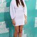 Empire-szabású mini ruha Jessica Bielen.