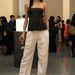 Calvin Klein is tervezett élre vasalt bő nadrágot, jajj.