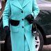 A monokróm divat híve, II. Erzsébet is.