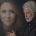 A festő, Paul Emsey büszke. Talán nem is tudja, hogy Katalinnal együtt egy 11 ezer forintos blúzt is festett.