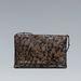 Zara: szőrös kistáska military szettekhez, 19995 forint helyett 9995 forint.