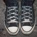 Converse cipőben is lehet járni attól még, hogy hideg van.