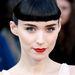 Rooney Mara még 2012 februárjában villantott klasszikus frufrut Hollywoodban