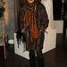 Diane Von Furstenberg is előszeretettel keveri az állatmintás anyagot más mintákkal.