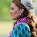 Middleton ruhatárának több, mint 20 százaléka kék ruhákból áll.