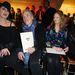 Gaultier rajongó művészek: Rossy de Palma Abel Ferrara Shanyn Leigh és Paz Vega