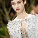 Rövid hajú modellek a Christian Dior shown