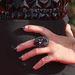 Kelly Osbourne gyűrűje