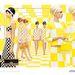 Ji Hye Park és Tian Yi az új Louis Vuitton kampányban