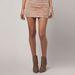 Bershka: ezt a miniszoknyát csak 30 év alatti és szép lábú lányoknak ajánljuk, de nekik jól fog állni. 6995 forint.