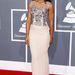 Ez már a tavaly gála: Kelly Rowland felül ezüstben, alul fehérben