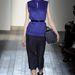 A második szett: a modellek pont úgy fogták a hónuk alatt a táskákat, mint Victoria Beckham szokta