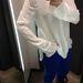 Zara: hernyóselyem ing strasszkövekkel, 25995 forint helyett 4995 forint.