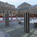 A Richelieu bíboros építtette Királyi Palota sok divatbemutató helyszíne Párizsban.