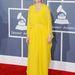 Joan Osborne énekesnő kissé túlzásba vitte a sárgát.