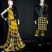 A punkok ihlette kollekció Gaultier egyik védjegyévé vált